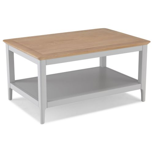 Stanton Grey Coffee Table